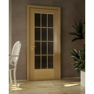 Двері шпоновані L1